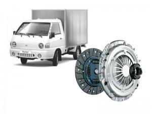 Замена сцепления Hyundai Porter I