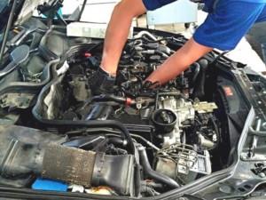 Ремонт двигателя автомобиля капитальный или текущий