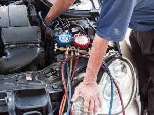 Диагностика и ремонт системы кондиционирования автомобиля